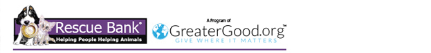 Disaster Support emergency grant Rescue Bank Greater Good